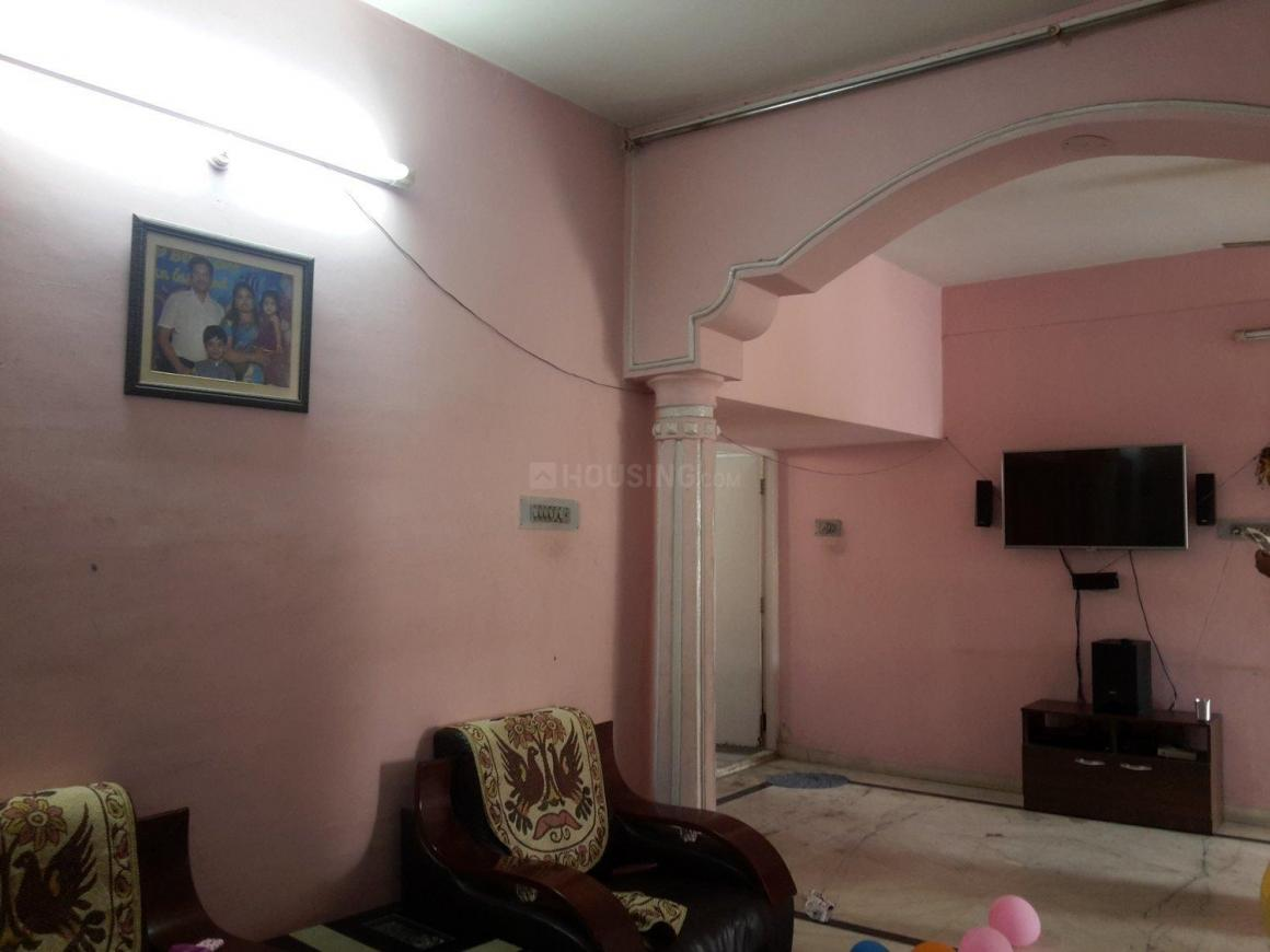 Living Room Image of 1650 Sq.ft 3 BHK Apartment for rent in Yousufguda for 20000