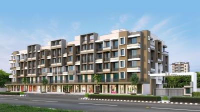 Gallery Cover Image of 670 Sq.ft 2 BHK Apartment for buy in S R Homes, Saphale for 2171000