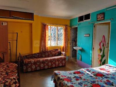 Gallery Cover Image of 800 Sq.ft 1 BHK Independent Floor for rent in Garia for 8500