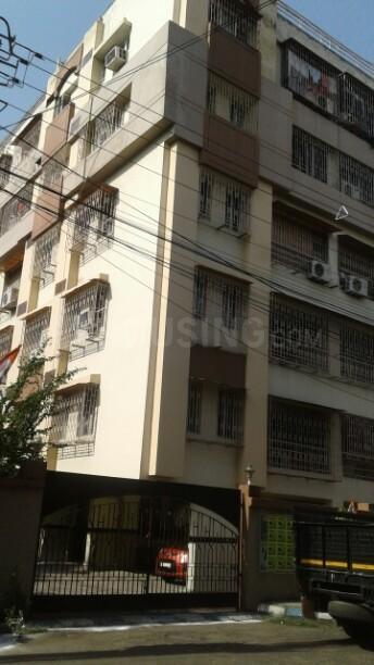 Building Image of 980 Sq.ft 2 BHK Apartment for rent in Netaji Nagar for 18000
