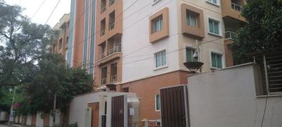 Gallery Cover Image of 700 Sq.ft 1 BHK Apartment for buy in Eswar Vanamali, Kvalasanahalli for 3400000