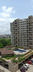 Gallery Cover Image of 1000 Sq.ft 2 BHK Apartment for rent in Thergaon for 18000