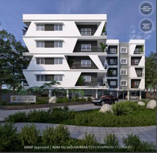 Gallery Cover Image of 1375 Sq.ft 3 BHK Apartment for buy in Akshayanagar for 7500000