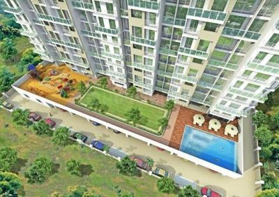 Gallery Cover Image of 1056 Sq.ft 2 BHK Apartment for rent in Kharghar for 21000
