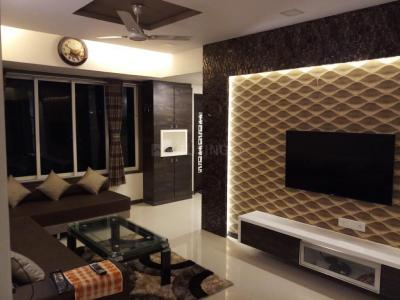 Gallery Cover Image of 1200 Sq.ft 3 BHK Apartment for rent in Thane West for 48000