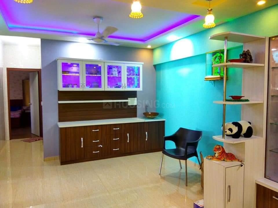 Living Room Image of 535 Sq.ft 1 BHK Apartment for rent in Dombivli East for 13000