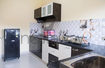 Kitchen Image of PG 4642641 K R Puram in Krishnarajapura
