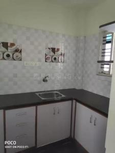 Gallery Cover Image of 550 Sq.ft 1 BHK Independent House for rent in Ramamurthy Nagar for 7500