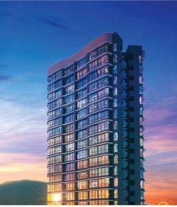 Gallery Cover Image of 600 Sq.ft 2 BHK Apartment for buy in Terrapolis Marathon Millennia 2, Mulund West for 13800000