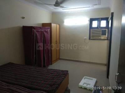 Gallery Cover Image of 550 Sq.ft 1 BHK Independent Floor for rent in Vasant Kunj for 15000