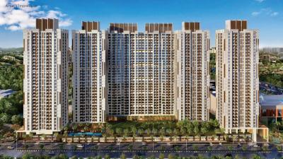 Gallery Cover Image of 1153 Sq.ft 3 BHK Apartment for buy in MICL Aaradhya Highpark Project 1 Of Phase I, Mira Road East for 14900000