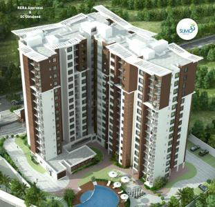 Gallery Cover Image of 1205 Sq.ft 3 BHK Apartment for buy in Muneshwara Nagar for 8494000