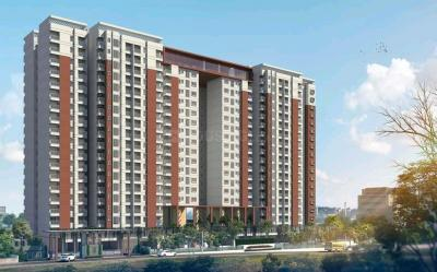 Gallery Cover Image of 1244 Sq.ft 2 BHK Apartment for buy in Vajram Newtown, Chokkanahalli for 6095600
