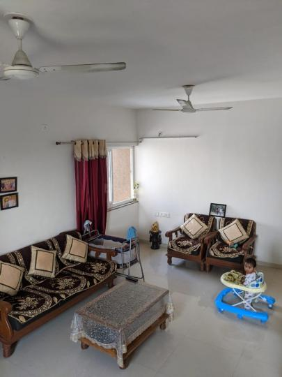 Hall Image of 1427 Sq.ft 2 BHK Apartment for rent in Adani Shantigram, Vaishno Devi Circle for 18000