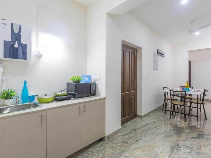 मनपक्कम में ज़ोलो बेंटन में किचन की तस्वीर
