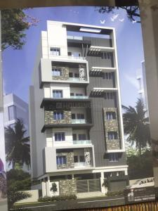 Gallery Cover Image of 1300 Sq.ft 3 BHK Apartment for buy in Toli Chowki for 5500000