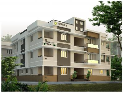 Gallery Cover Image of 620 Sq.ft 1 BHK Apartment for buy in Kodunthirapully for 1550000