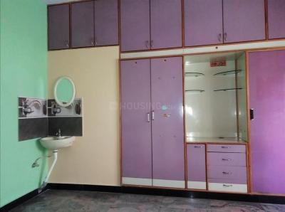 Gallery Cover Image of 450 Sq.ft 1 RK Independent Floor for rent in Kaggadasapura for 7000