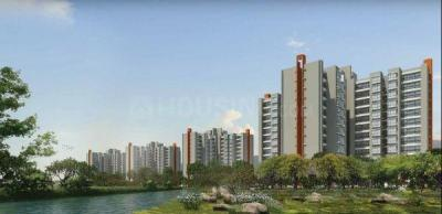 Gallery Cover Image of 794 Sq.ft 2 BHK Apartment for buy in Skyi Star Towers Phase II, Bhukum for 3920000