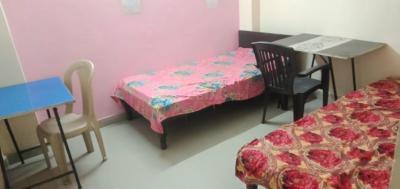 Bedroom Image of Radhe PG in Ghitorni