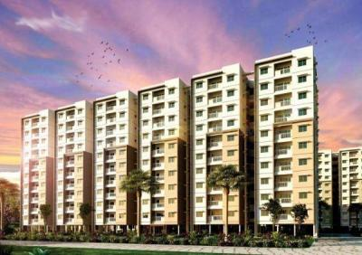 Gallery Cover Image of 980 Sq.ft 2 BHK Apartment for buy in Provident Kenworth, Budvel for 6400000
