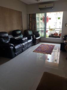 Gallery Cover Image of 975 Sq.ft 2 BHK Apartment for rent in Gurukrupa Marina Enclave, Malad West for 35000