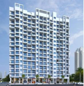 Gallery Cover Image of 657 Sq.ft 1 BHK Apartment for buy in Kalyan West for 3650000