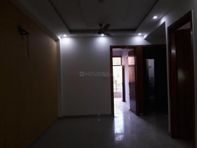 Gallery Cover Image of 900 Sq.ft 3 BHK Independent Floor for buy in Bharat Vihar for 3800000