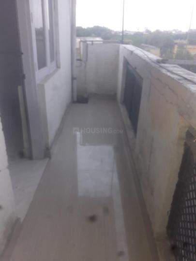 Living Room Image of 580 Sq.ft 1 RK Independent Floor for rent in Sector 12 for 12000