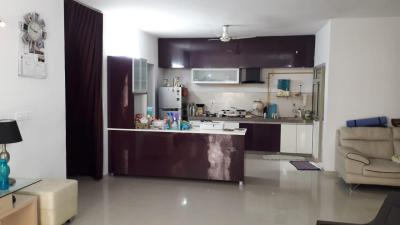 Gallery Cover Image of 2280 Sq.ft 3 BHK Apartment for rent in Adani The Meadows, Vaishno Devi Circle for 25000