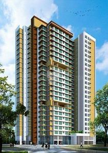 Gallery Cover Image of 761 Sq.ft 1 BHK Apartment for buy in Ruparel Orion, Chembur for 12500000