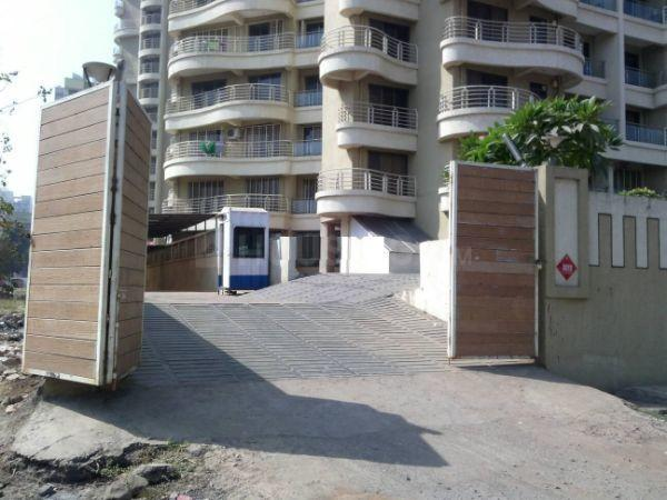 Building Image of 1680 Sq.ft 3 BHK Apartment for rent in Kharghar for 35000