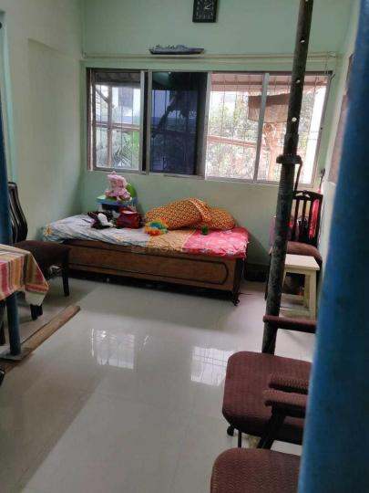 Living Room Image of 650 Sq.ft 1 BHK Independent House for rent in Andheri East for 30000