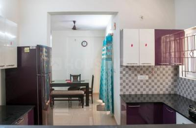Kitchen Image of Flat No V5-001 Astro Rosewood Regency in Halanayakanahalli
