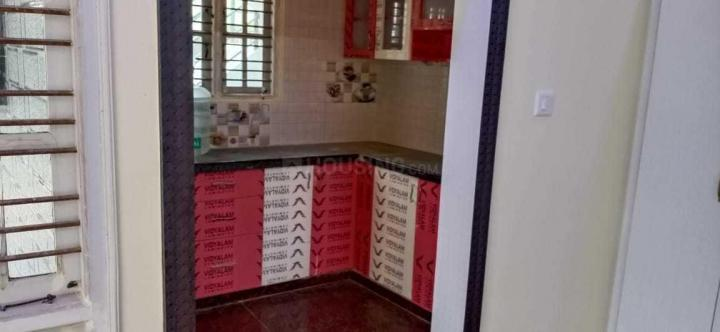 Kitchen Image of 600 Sq.ft 2 BHK Independent House for buy in Battarahalli for 5000000