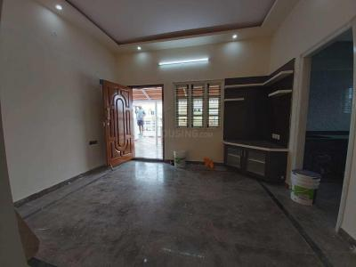 Gallery Cover Image of 750 Sq.ft 1 BHK Independent Floor for rent in JP Nagar for 13000