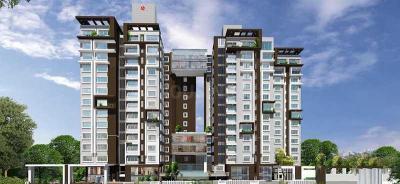 Gallery Cover Image of 1505 Sq.ft 3 BHK Apartment for buy in Aruna Trivik Windwalk, Yelahanka New Town for 7449750
