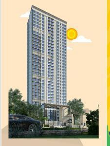Gallery Cover Image of 800 Sq.ft 2 BHK Apartment for buy in Mayfair Codename Sara Powai, Vikhroli West for 14700000