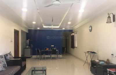 Gallery Cover Image of 2400 Sq.ft 4 BHK Independent Floor for rent in RK Queens Court, Kalyani Nagar for 99000