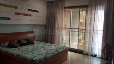 Gallery Cover Image of 1800 Sq.ft 3 BHK Apartment for rent in Akshar Sai Radiance, Belapur CBD for 80000
