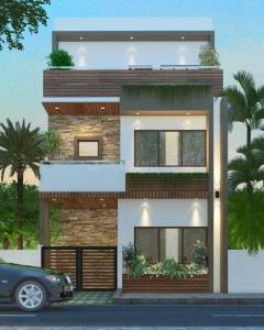 Gallery Cover Image of 1600 Sq.ft 3 BHK Independent House for buy in Thanisandra for 11000000