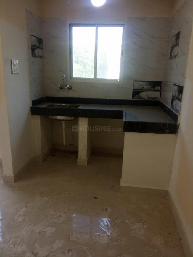 Kitchen Image of 650 Sq.ft 1 BHK Apartment for buy in Upparpally for 2900000