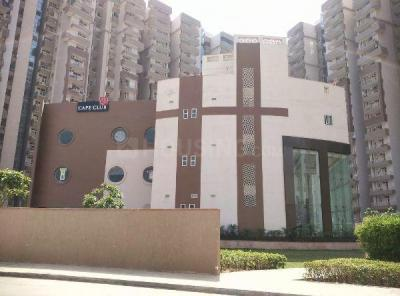 Gallery Cover Image of 1505 Sq.ft 3 BHK Apartment for rent in Supertech Cape Town, Sector 74 for 17500