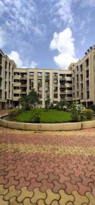 Gallery Cover Image of 885 Sq.ft 2 BHK Apartment for buy in Roop Rajat Residency, Boisar for 2500000