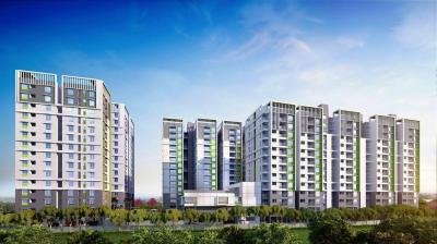 Gallery Cover Image of 1359 Sq.ft 3 BHK Apartment for buy in Vanagaram  for 7500000