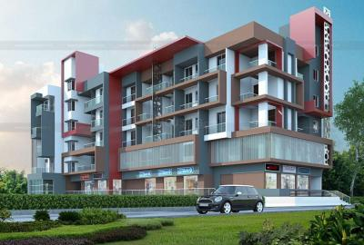 Gallery Cover Image of 700 Sq.ft 1 BHK Apartment for buy in Yashwant Nagar for 3000000