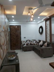 Gallery Cover Image of 970 Sq.ft 2 BHK Independent Floor for buy in Ambesten Twin Corsage, Noida Extension for 2380000