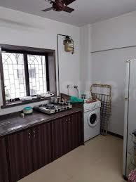 Kitchen Image of 790 Sq.ft 2 BHK Apartment for rent in New Panvel East for 16000