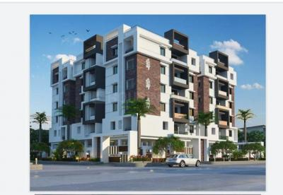 Gallery Cover Image of 1580 Sq.ft 3 BHK Apartment for buy in Mahathi Jaswitha Cyber Connect, Kondapur for 8848000