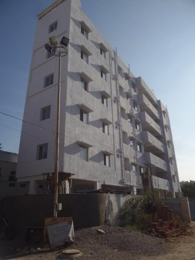 Building Image of 1100 Sq.ft 2 BHK Apartment for buy in Mansoorabad for 3950000